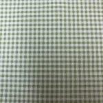 Green & White Checkered Pattern