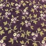 Small Light Purple & Cream Flowers